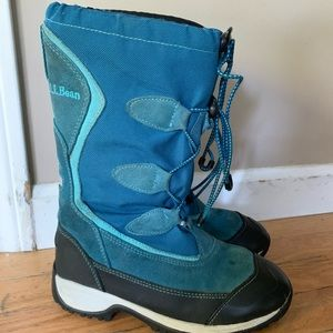 LL bean winter boots